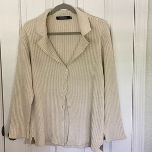French Connection Cream sweater